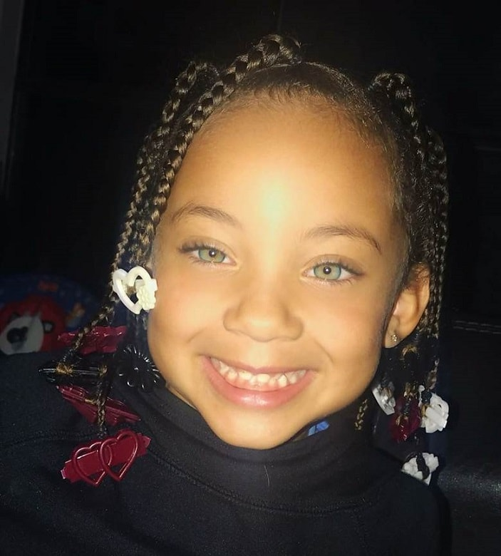 Braided Hairstyles for Mixed Baby Girl