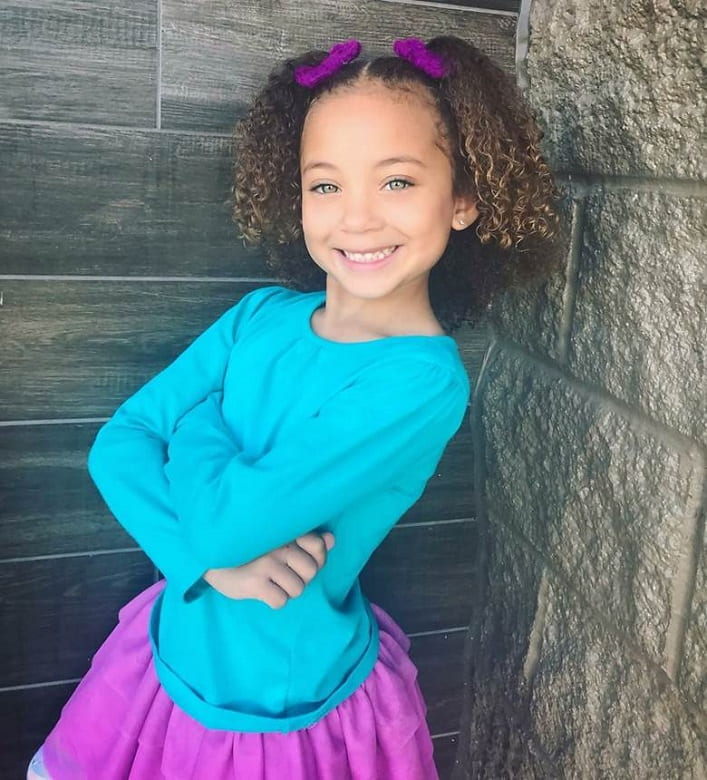 11 Of The Cutest Mixed Baby Girl Hairstyles 2019