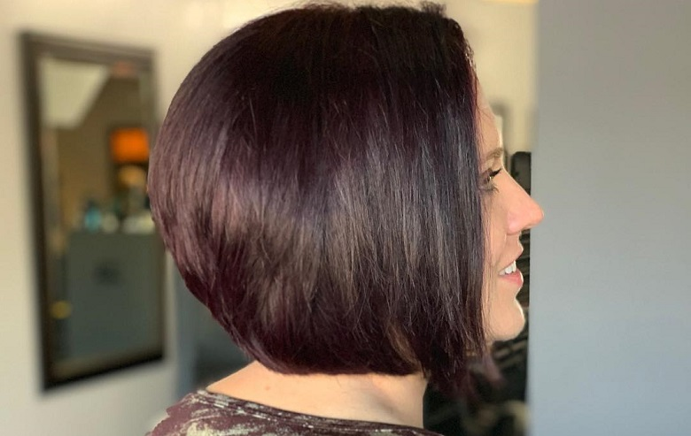 How to Style Stacked Bob