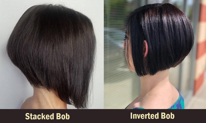 Stacked Bob Vs. Inverted Bob