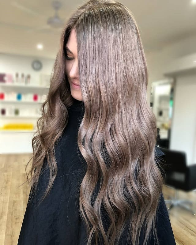 pros and cons of balayage long hair