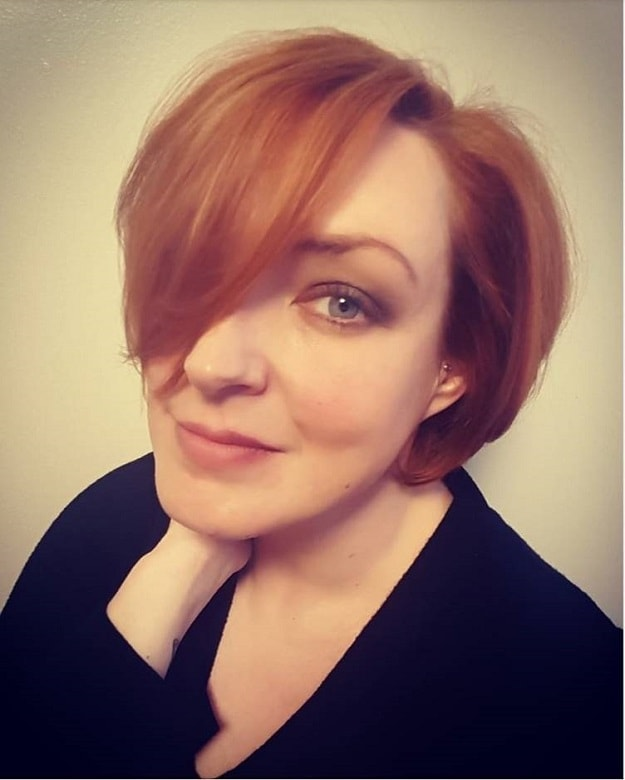 long pixie bob for women with thick hair