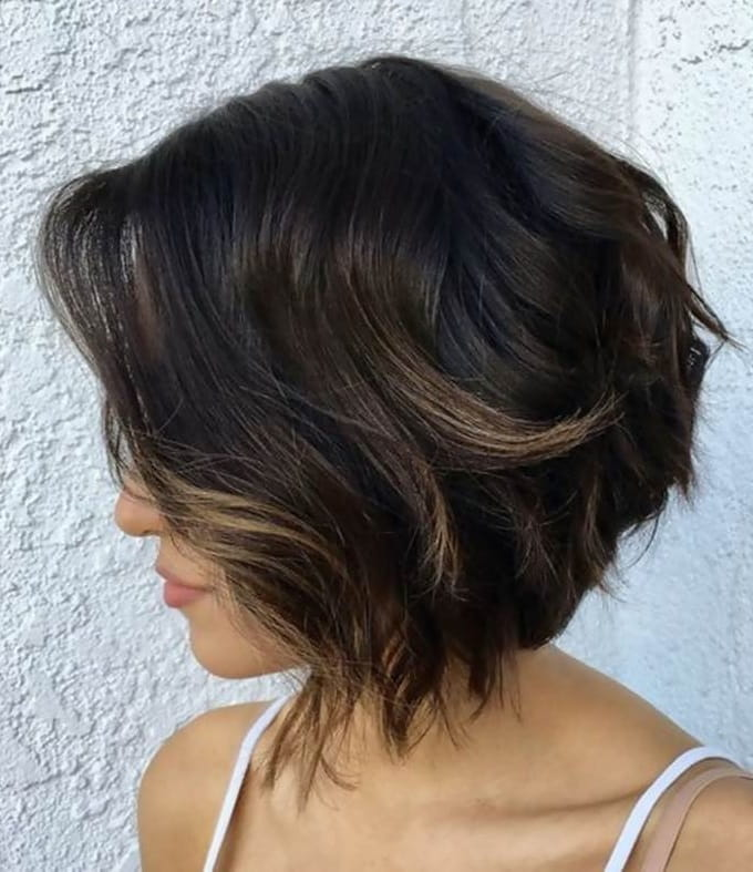 Classic Short Inverted Bob