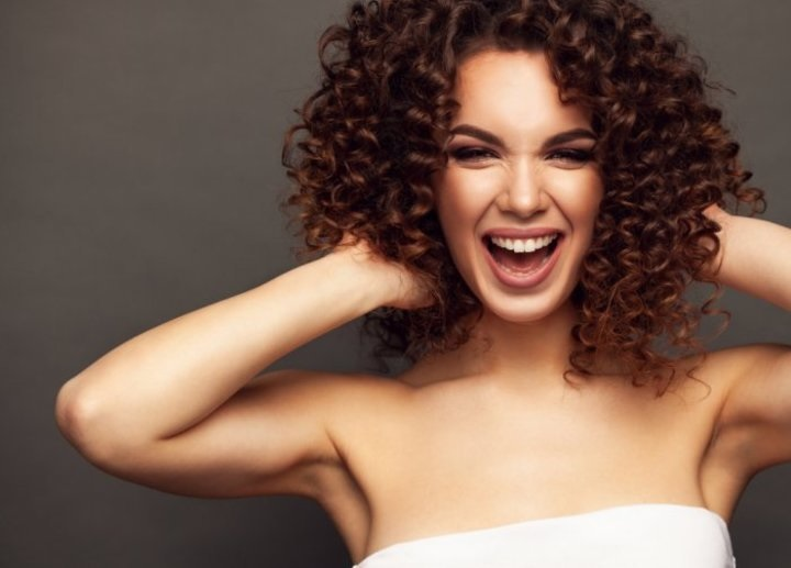 Hair Care Tips for Thick Curly Hair