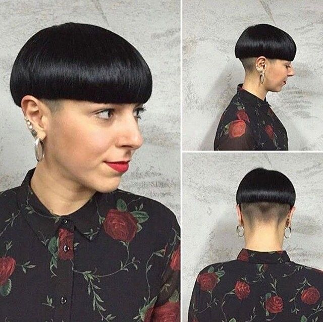 15 Of The Coolest Undercut Bob Haircuts For Women