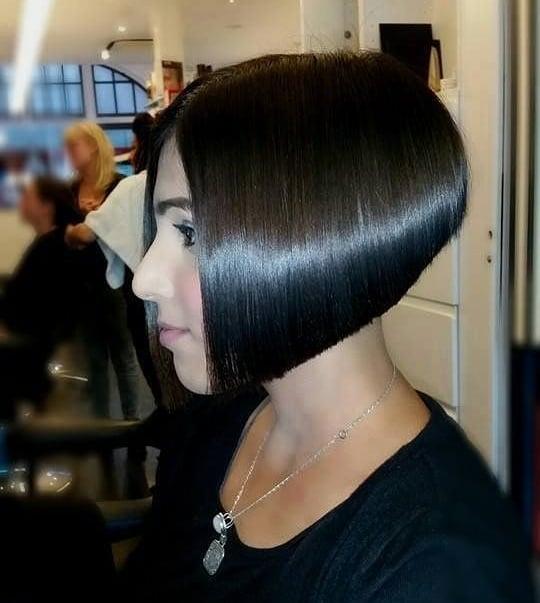 15 of The Coolest Undercut Bob Haircuts for Women \u2013 WeTellYouHow